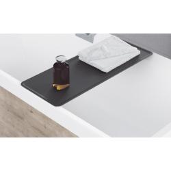 Shelf for bathroom objects...