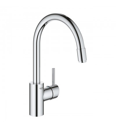 Grohe Concetto single lever kitchen mixer 32663003