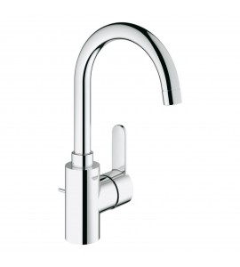 single lever basin mixer, with swivel spout Grohe Eurostyle Cosmopolitan 23043002