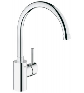 single lever kitchen mixer Grohe Concetto 32661001