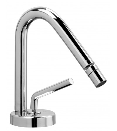 Bidet mixer with adjustable spout Piralla Garda 0AS00094A19
