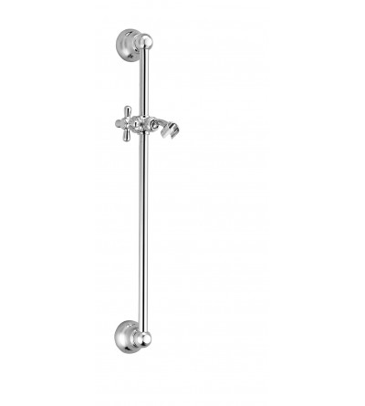 Shower bar with sliding support Damast 300