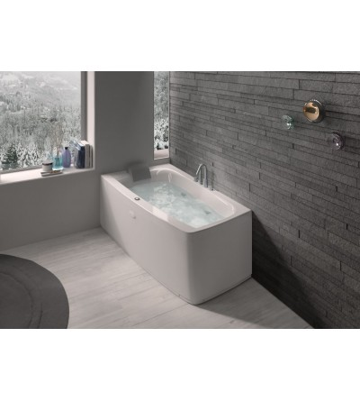 Bathtub with hydromassage Jacuzzi essential FOLIA