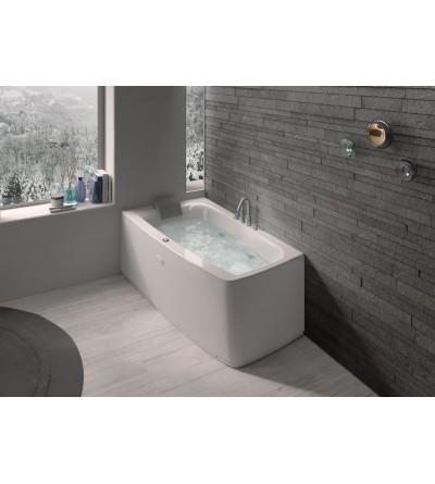 Vasca rettangolare idromassaggio Jacuzzi essential FOLIA