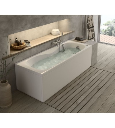 Rectangular hydromassage bathtub Jacuzzi Project