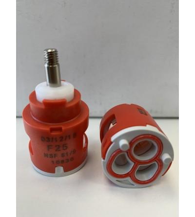 Cartuccia ricambio Ø 25 Hydroplast F.25-13100