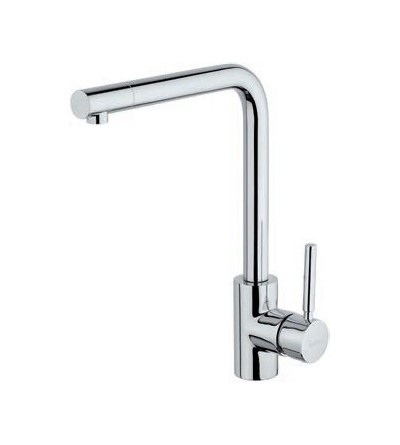 Kitchen sink mixer with swivel spout Icrolla Bonnie 7735