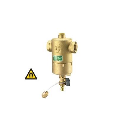 Defangatore per impianti termici con magneti Far Rubinetterie 2205