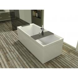 Rectangular bathtub NATURAL...