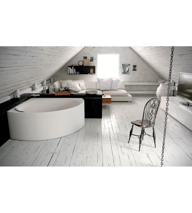 Corner bath NATURAL AIR...