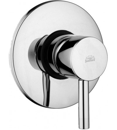 Built-in mixer shower Paffoni LIGHT EXCLUSIVE EDITION LIG011