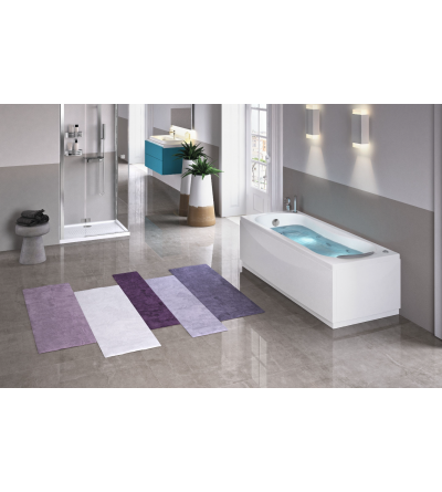 Rectangular bathtub without whirlpool Novellini CALYPSO