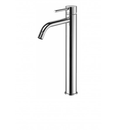 WASH Basin mixer high Paffoni LIGHT LIG081