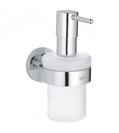Distributeur de savon liquide avec support Grohe Essentials 40448001
