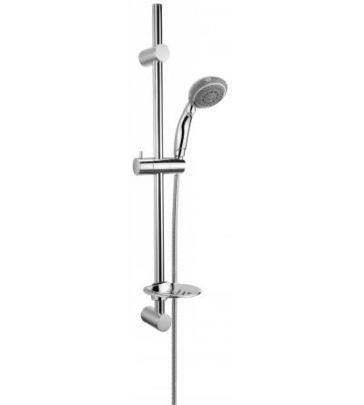 Saliscendi doccia con portasapone Damast Taylor 2.0 - 14470