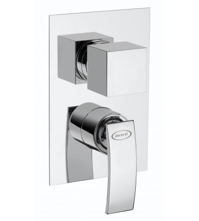 BUILT-IN SHOWER MIXER WITH AUTOMATIC DIVERTER JACUZZI GLINT 0IQ00400JA00