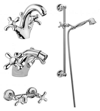 Baño completo y kit de ducha Piralla KITSOFIA7