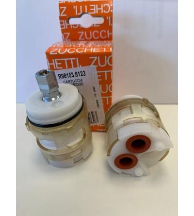 Zucchetti R98103 ceramic cartridge replacement Zetamix