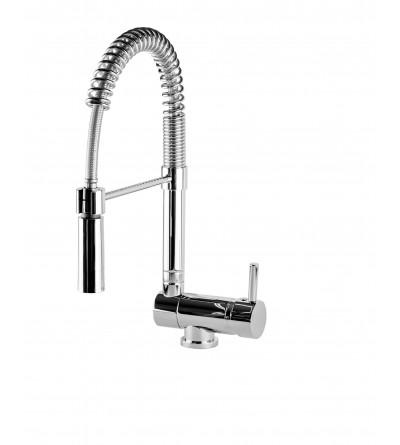 Küchenmischer unter fenster Quadrodesign 137CR/1