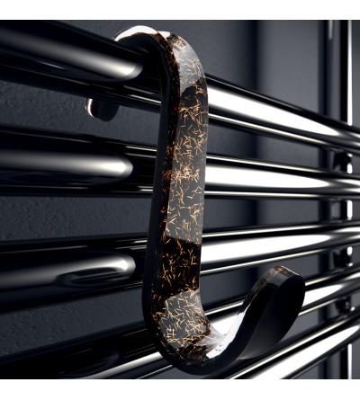Hook for glass shower panel Tl.Bath 1351/BR