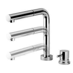 Foldable kitchen sink mixer...