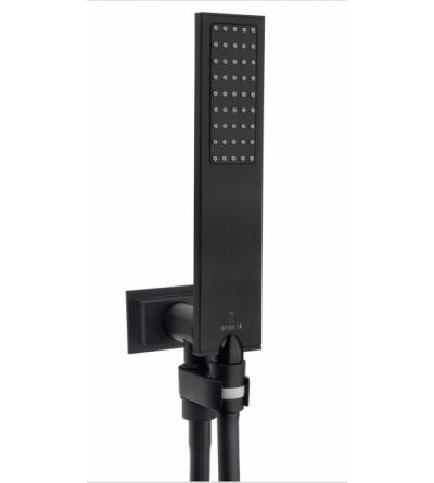 Conjunto de ducha soporte ducha con toma ducha Bossini Flat one C13011