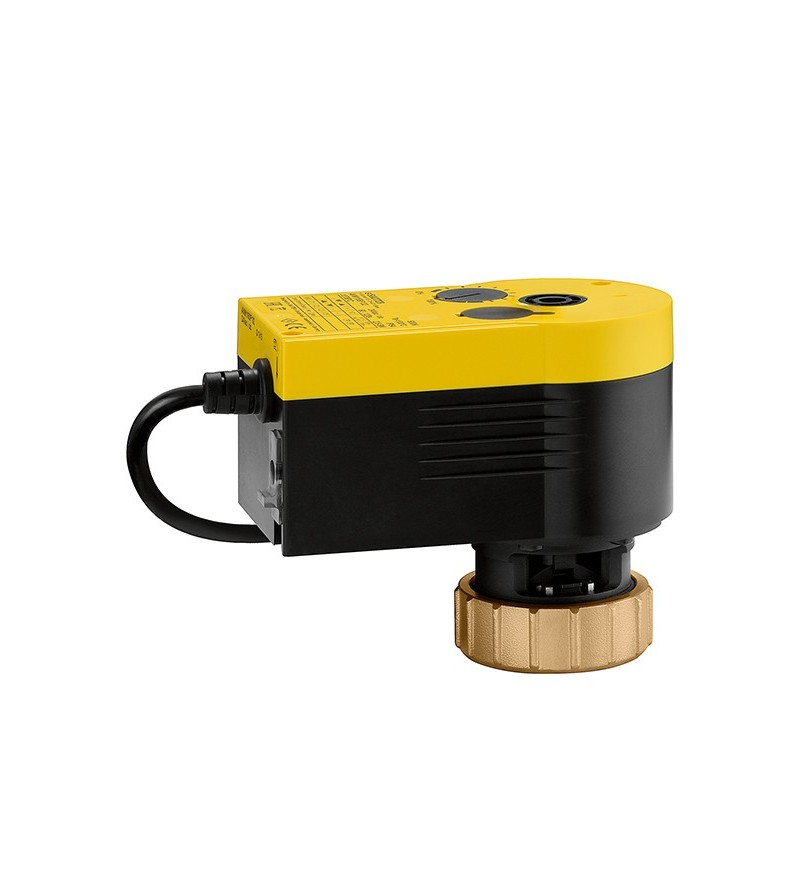 Actuator for mixing valves...