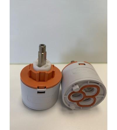 Cartuccia deviatrice ricambio Diametro 40 Hydroplast DL40