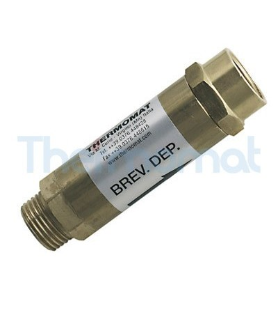 Thermostatic flow limiter for Thermomat TVTB2 boilers