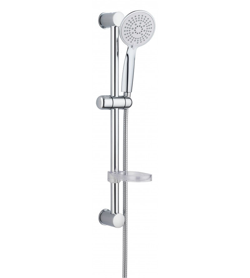 Shower rod with shower 5 jets and soap dish Damst 12529