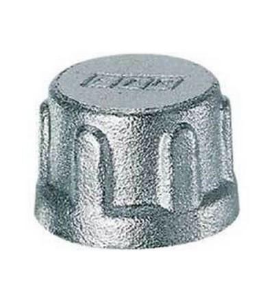 Chrome-plated covering cap for for valves FAR 8405