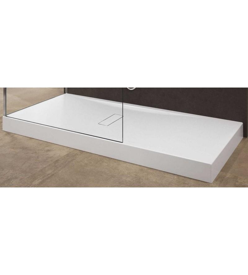 Acrylic shower tray 12 cm...
