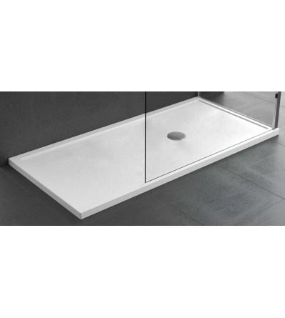 Piatto doccia in acrilico 4.5 cm rinforzato Novellini Olympic plus