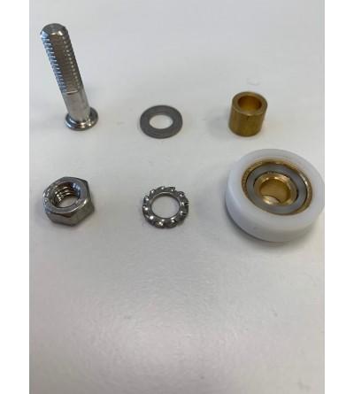 Scroll wheel for shower box Samo RIC353