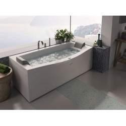 bathtub with double seat...