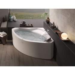 Bañera de esquina con...