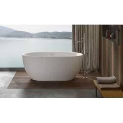 Freistehende Badewanne ohne...