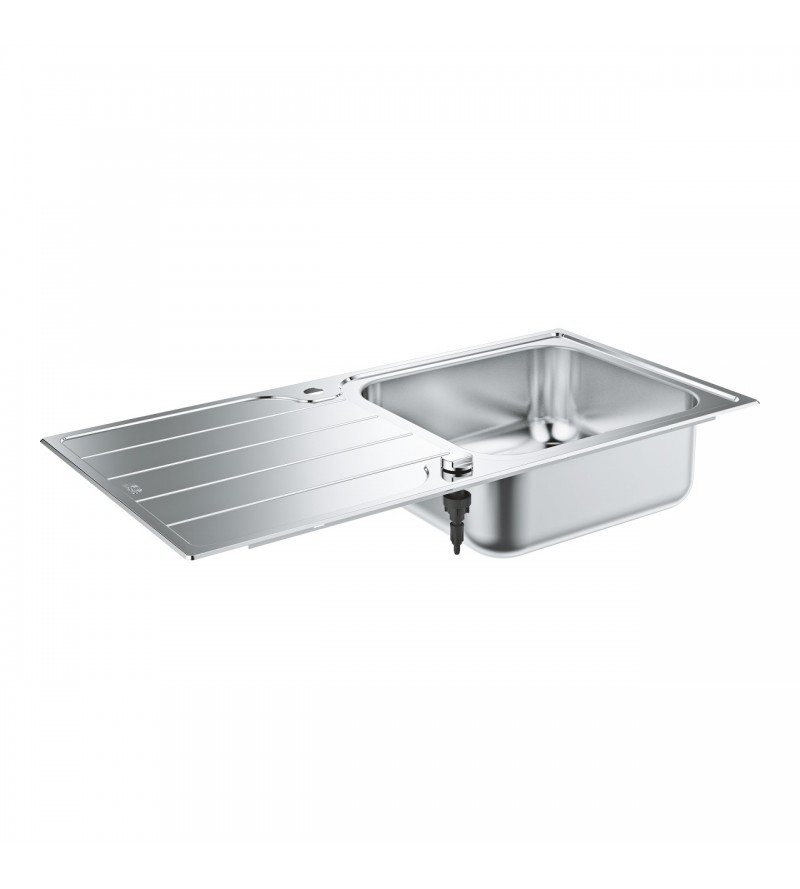 1 bowl stainless steel sink...
