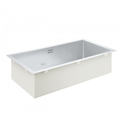 Kitchen sink 864 x 464 mm stainless steel Grohe K700 - 31580SD1