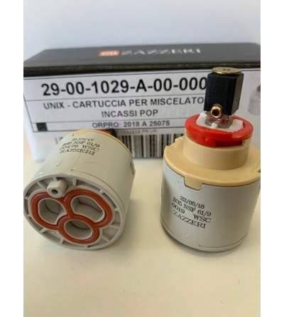 Cartuccia per miscelatore lavabo/bidet serie soqquadro Zazzeri 29001013-A00000