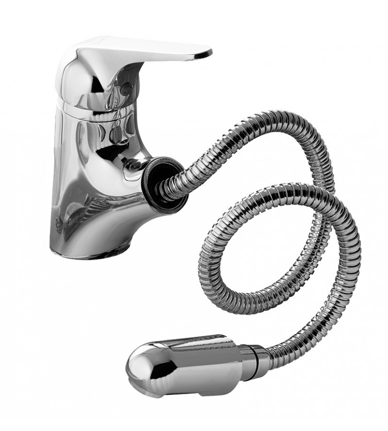 Basin mixer with...