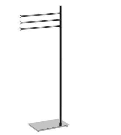 STANDING TOWEL HOLDER POLLINI ACQUA DESIGN LIVE12P01