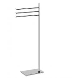 Standing towel holder...