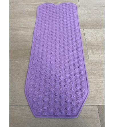Non-slip lilac carpet 104 x 40 cm RIDAP Classic 0000201503