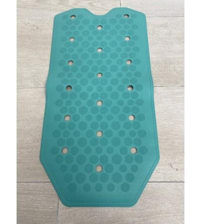 Green Anti-slip bath and shower mat RIDAP Sissi 000484007