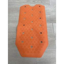 Orange rutschfeste Bade-...