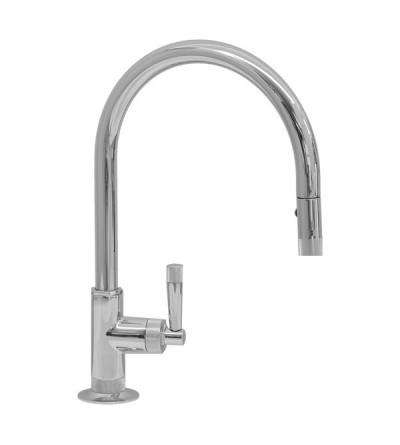 Industrial style kitchen sink mixer Gattoni Graceline C105/20