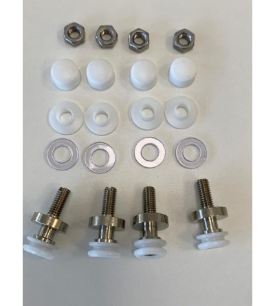 Parts for shower Samo round RIC1373