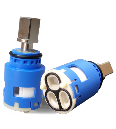 replacement cartridge for newform taps D.25 25903