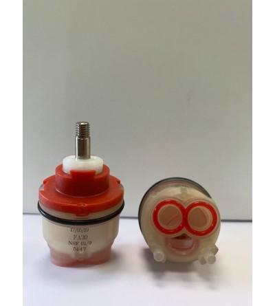 Cartuccia di ricambio per miscelatore diametro 30 Hydroplast FA30S